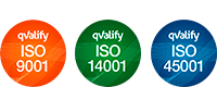 Qvalify-certifierade